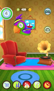 Talking Parrot screenshot 3