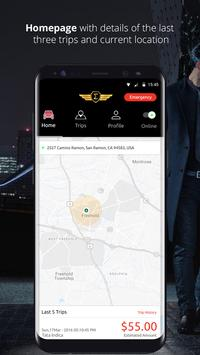 Limobility Driver: App for Professional Chauffeurs poster
