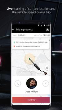 Limobility Driver: App for Professional Chauffeurs screenshot 2