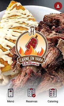 JH Carne en Vara poster