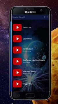 Lengkap Karaoke Lagu Dangdut Indonesia Terbaru screenshot 1