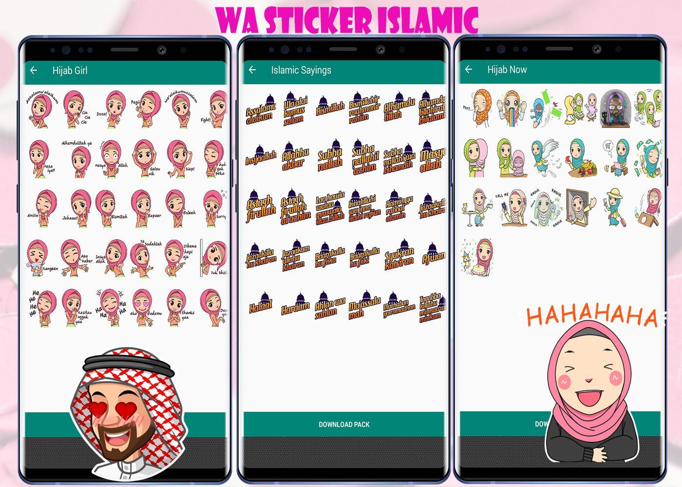 Wa Sticker Islamic Wastickerapps For Whatsapp For Android