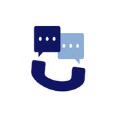 Texting Line icon