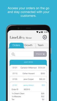LimeLife Goals App for Beauty Guides screenshot 3