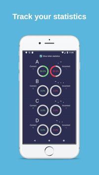 Morse code - learn and play - Premium screenshot 3
