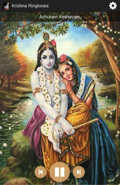 Music Panth Ringtones Krishna Bhajan Notification for