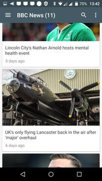 Lincoln free news screenshot 3