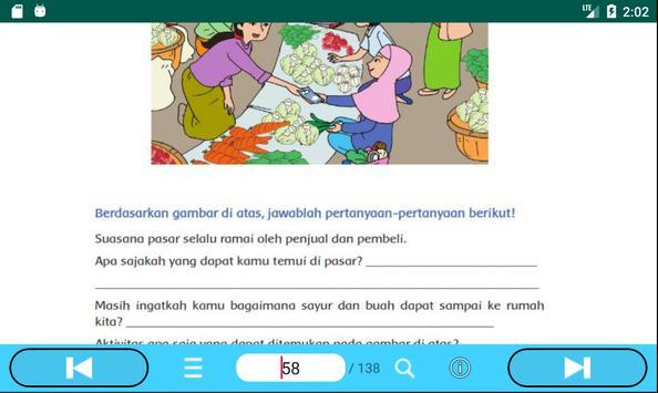 Kelas 5 Tema 3 screenshot 5