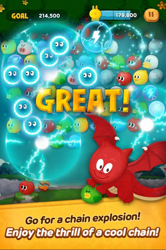 Download line bubble 2 for pc/line bubble 2 on pc andy android.