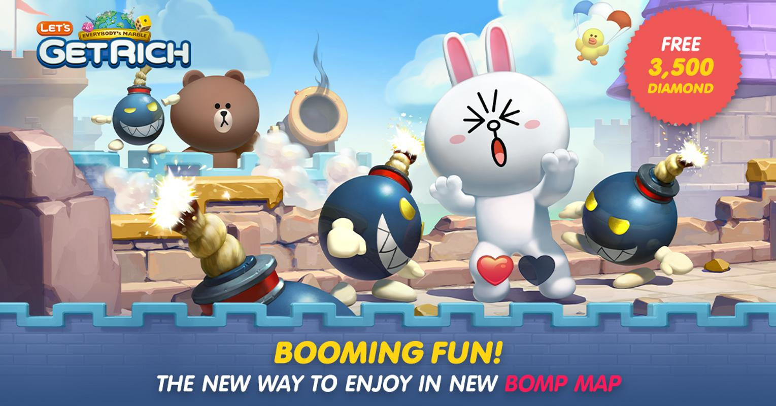 Line Let S Get Rich For Android Apk Download