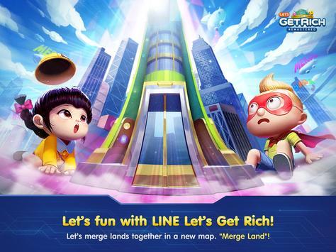 LINE Let's Get Rich screenshot 10