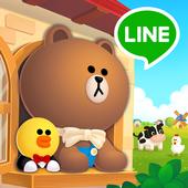 LINE BROWN FARM simgesi