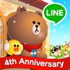 LINE BROWN FARM-icoon