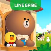 LINE BROWN FARM ícone