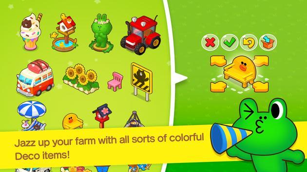 LINE BROWN FARM screenshot 3