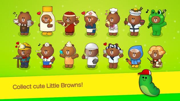 LINE BROWN FARM imagem de tela 3