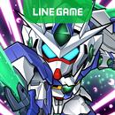 LINE: Gundam Wars! Newtype battle! All the MSes! APK