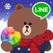 Download Game Puzzle android LINE POPChocolat 3d