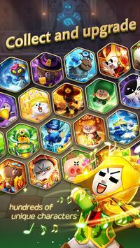 LINE BROWN STORIES : Multiplayer Online RPG imagem de tela 6