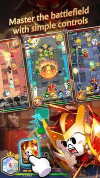 LINE BROWN STORIES : Multiplayer Online RPG imagem de tela 3