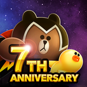 A LINE Rangers/Crayon Shinchan tower defense RPG! 图标