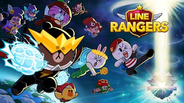 A LINE Rangers/Crayon Shinchan tower defense RPG! 截图 5