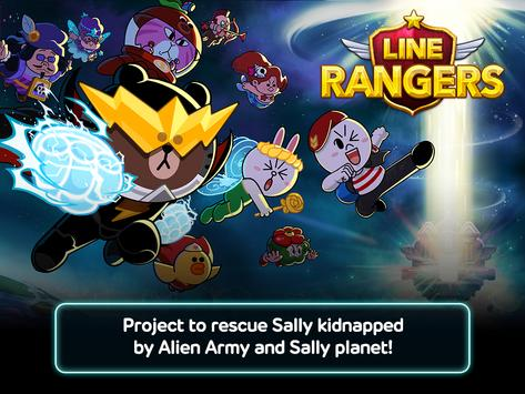 LINE Rangers screenshot 9