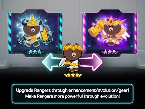 LINE Rangers screenshot 8
