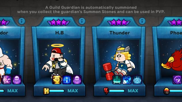 A LINE Rangers/Crayon Shinchan tower defense RPG! 截图 16