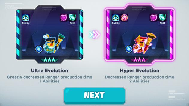 A LINE Rangers/Crayon Shinchan tower defense RPG! 截图 3