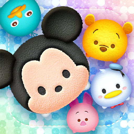 Download LINE:ディズニー ツムツム For Android