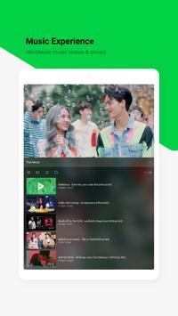 LINE TV captura de pantalla 10
