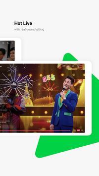LINE TV captura de pantalla 14