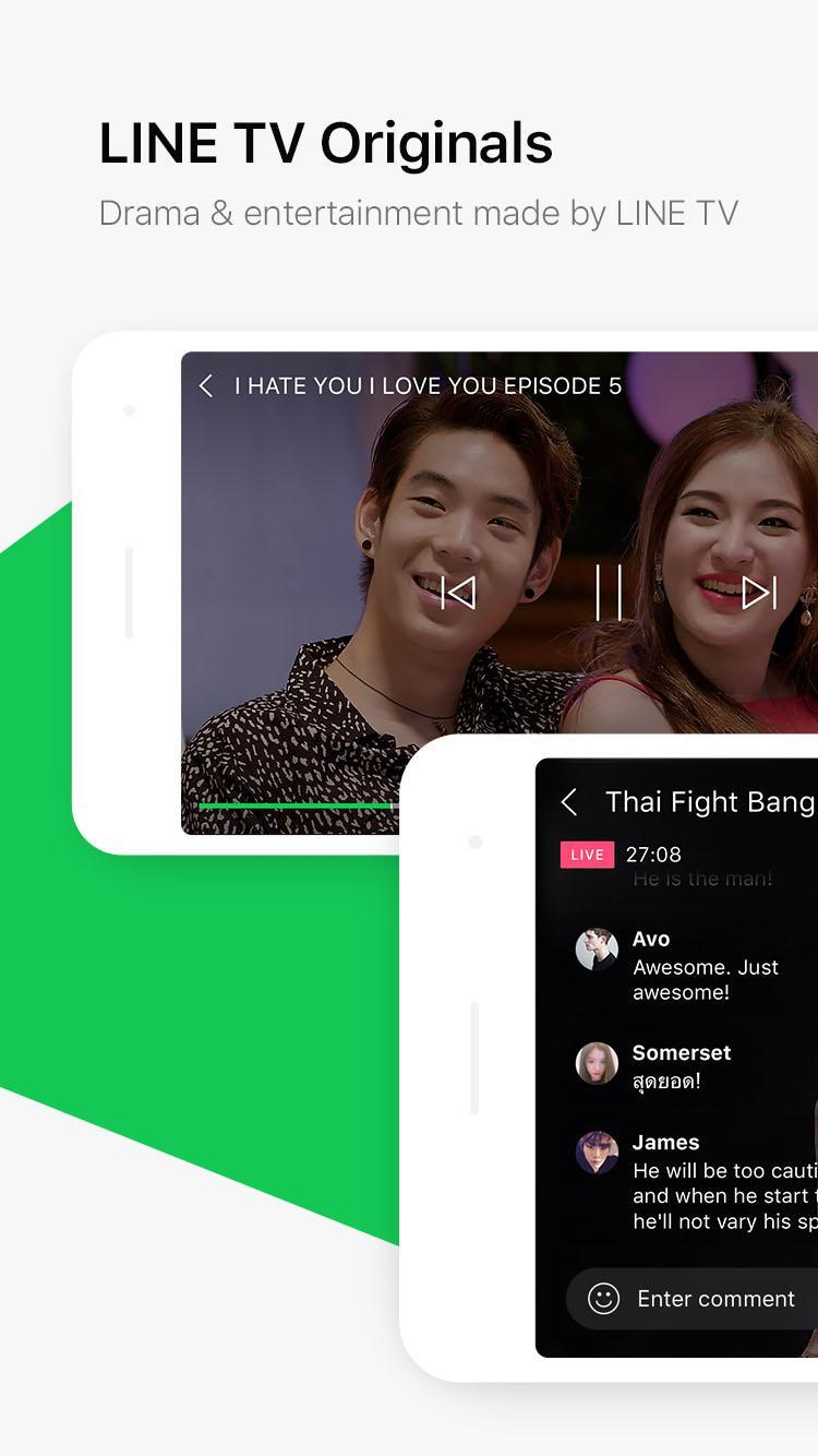 LINE TV for Android - APK Download