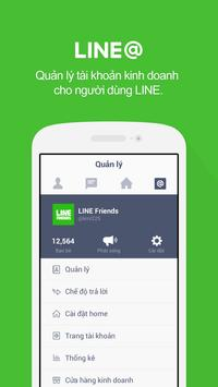 LINE@App (LINEat) bài đăng