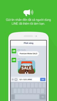 LINE@App (LINEat) ảnh chụp màn hình 3