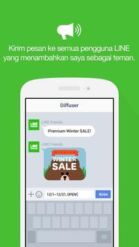 LINE@App (LINEat) screenshot 3
