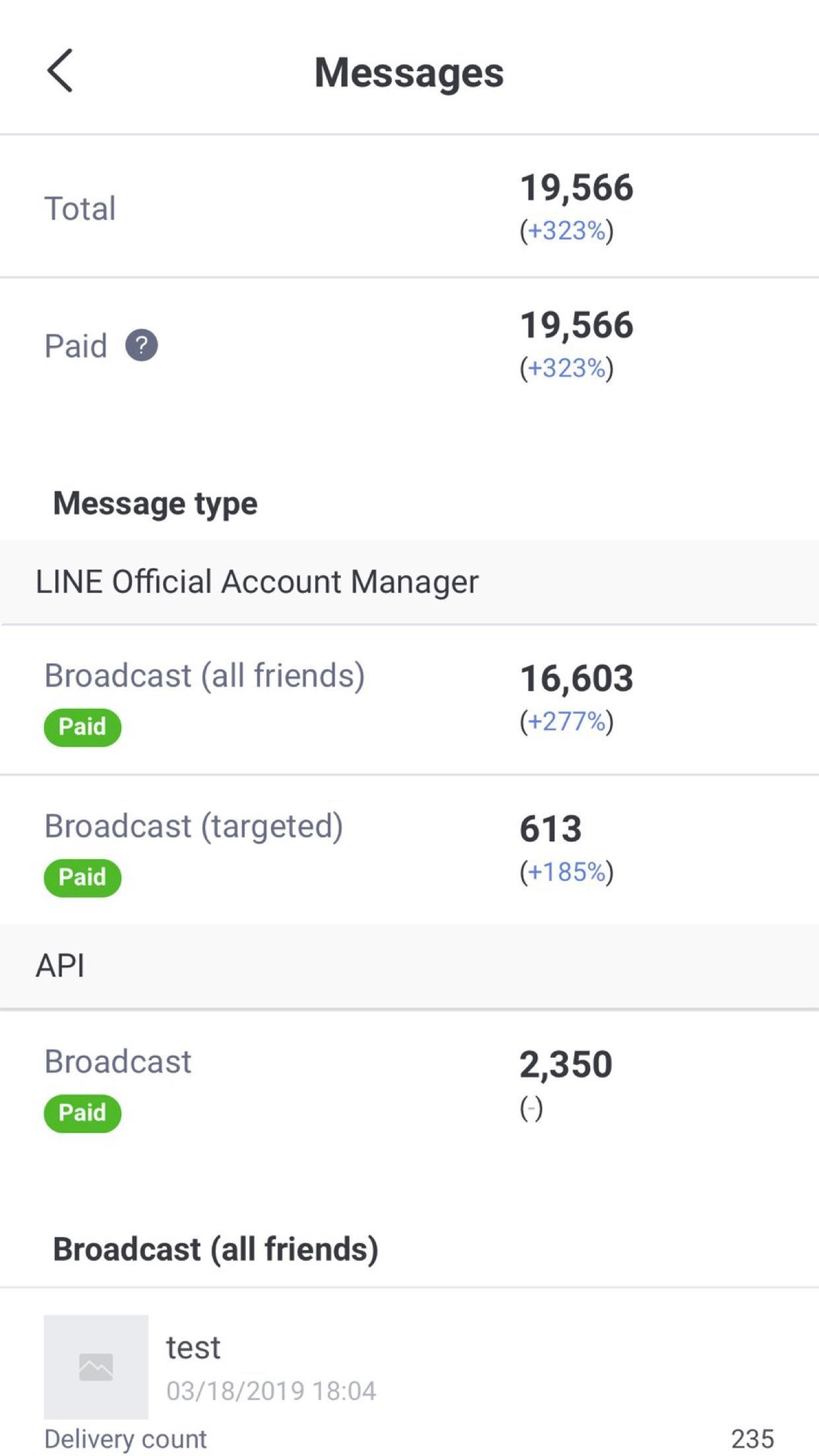 LINE Official Account for Android - APK Download
