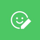 LINE Sticker Maker icono