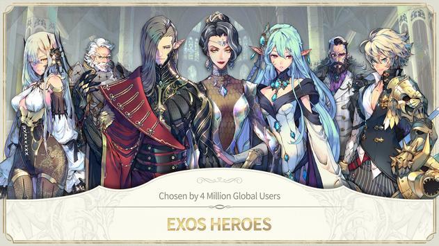 Exos Heroes screenshot 9