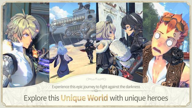 Exos Heroes screenshot 2