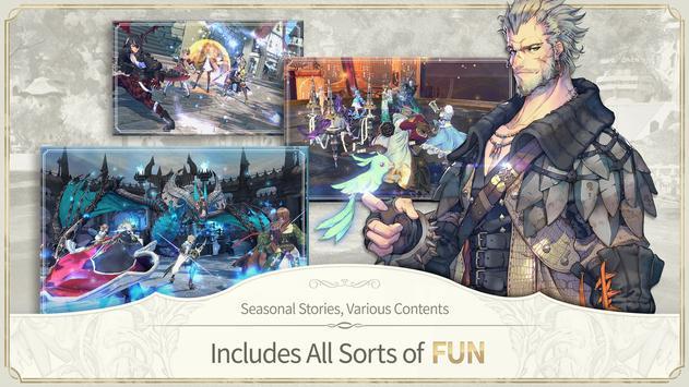 Exos Heroes screenshot 3