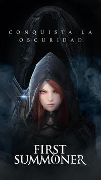 First Summoner Poster