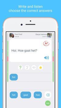 学习荷兰文- LinGo Play 截圖 1