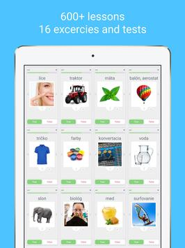 LinGo Play के साथ स्लोवाक भाषा सीखें। स्क्रीनशॉट 12