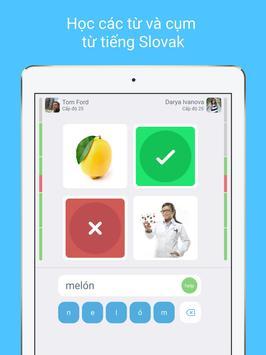 Học Tiếng Slovakia với LinGo Play ảnh chụp màn hình 5