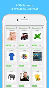 LinGo Play के साथ पोलिश भाषा सीखें। स्क्रीनशॉट 2