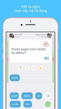 Học Tiếng Bồ Đào Nha với LinGo Play ảnh chụp màn hình 1