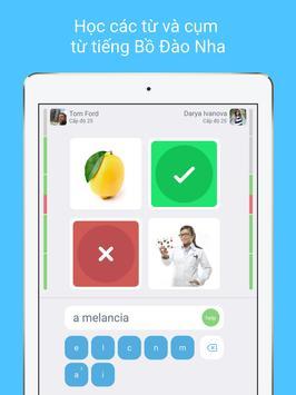 Học Tiếng Bồ Đào Nha với LinGo Play ảnh chụp màn hình 5