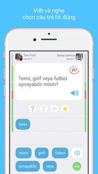 Học tiếng Thổ Nhĩ Kỳ với LinGo Play ảnh chụp màn hình 1